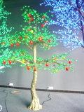 LED decorativa ligera del árbol de fábrica