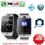 SIM 카드 Bluetooth 지능적인 시계 전화 Gv18 Aplus (ELTSSBJ-7-31)