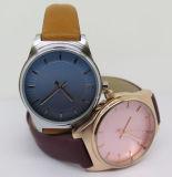أنثى سبيكة [وتش سترب] ساعة بسيطة شخصية ساعة