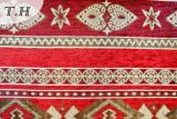Tela Wear-Resistant del telar jacquar del Chenille querida por Customers