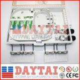 De binnen OpenluchtDoos van de Beëindiging van 16 Kern met 1X16 PLC Splitser