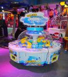 L'arcade colorée de machine de jeu de paradis de la plus défunte machine de modèle