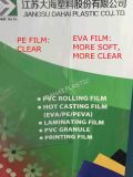 0.10mm PE ed EVA Clear Pleastic Film