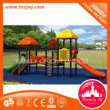 Оборудование 2015 спортивной площадки скольжения малыша парка атракционов напольное
