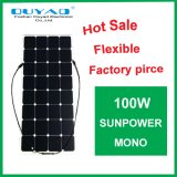Solar Energy Panel Panel Solar Semi Flexible 100W