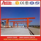 5 gru a cavalletto elettrica di modello della gru di tonnellata MH di tonnellata 10