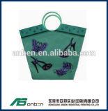 Bolsa de papel popular del precio de fábrica de Costom que hace compras