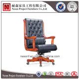 호화스러운 Poltrona Presidenziale 대통령 의자 행정실 의자 (NS-8016)
