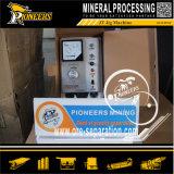 Fábrica mineral grosseira de agitação do equipamento do Jigger dos concentradores do minério por atacado do manganês
