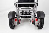 Облегченная электрическая портативная складывая кресло-коляска 2016