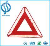 Triangle d'avertissement de DEL, triangle r3fléchissante de la sûreté DEL, triangle d'avertissement de lumière clignotante