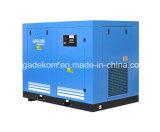 Воздухоохлаждаемое электрическое масло с шумопоглощающим винтовым стационарным компрессором (KD75-10)