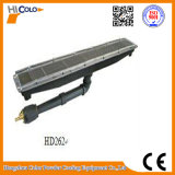 Calefator de gás infravermelho industrial HD262 do forno do revestimento do pó