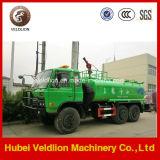 Camion All-Wheel del serbatoio di acqua dell'azionamento di Dongfeng 6X6