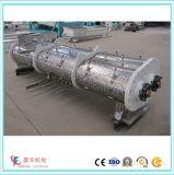 Máquina con la ISO, Ce, SGS de la pelotilla de la alimentación del Aqua (pescado, camarón, prown) para el molino de alimentación pequeño y medio