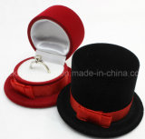 قبعة رخيصة حارّة شكّل مخمل حل حل مدلّاة [جولري بوإكس]