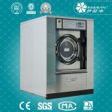 machine à laver de chargement d'avant de la capacité 15kg