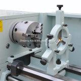 Macchina di giro C6132zk del tornio del metallo manuale della base di spacco