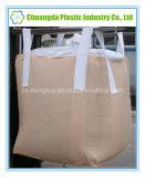saco enorme grande tecido PP da tonelada do cimento de 3000kg FIBC