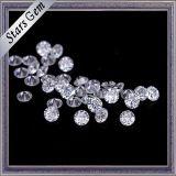 Freier weißer Farben-Diamant-Schnitt Moissanite Stein für Form-Schmucksachen