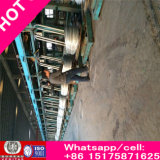 Alambre galvanizado de púas revestido rico del PVC