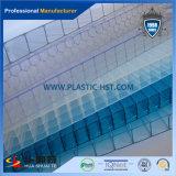Поликарбонат полости Твиновск-Стены предохранения от высокого качества UV