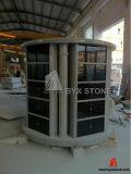96 het Zwarte Graniet Columbarium van de Achthoekige Vorm van het gebied