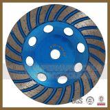 Мраморный истирательное меля колесо чашки диаманта для каменного вырезывания
