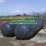 balão de borracha inflável de 1200mm para o molde da tubulação da sargeta