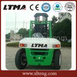 Chariot gerbeur diesel de Ltma 10t 11t 12t