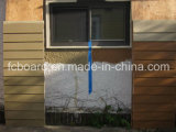 목제 곡물 섬유 시멘트 편평한 장
