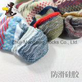 Хлопок людей китайского типа Socks тип отрезока низкого уровня с Gripper в пятке
