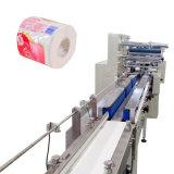 Macchina imballatrice degli articoli di toletta del rullo sanitario del tessuto