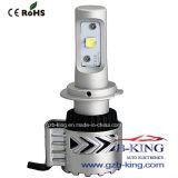 lampadine basse del fascio del kit H7 del faro del CREE LED di 6000lm 72W