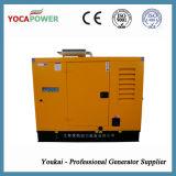Rainproof тепловозные генераторы 40kw с двигателем Weichai