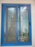 Diseños de aluminio de la ventana de desplazamiento
