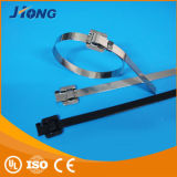 Покрынный тип 304 связь Releaseable кабеля нержавеющей стали