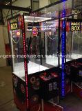 Machine magique de jeu électronique de machine de grue de jouet de grue de griffe de cadre