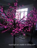 Bunte LED-Kirschblüten-Baum-Licht-Dekoration