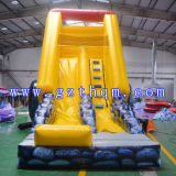 ブルドーザーInflatable Water SlidesかInflatable Trampoline Slides