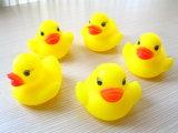 ألعاب حيوانيّ قابل للنفخ مطّاطة بطّ سباحة بطّ لأنّ ترقية