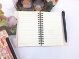 Recycled promotionnel Spiral Notepad avec Pen (NP (84K) - DX-01)