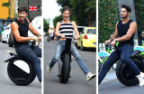 Hot Sales 17 Inch One Wheel Self-Balancing Electric Motorcycle