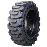 Tyre, Tire, 10-16.5 e 12-16.5 solidi Solid Skid Steer Tire per il gatto selvatico Loaders