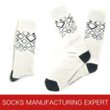 Weiße Socken der Männer