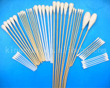 Подгонянное Wooden Stick Cotton Swab для Industry Use