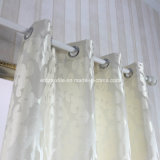 Poliéster pesado jacquard tela de la cortina