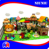 Amusement Park를 위한 숲 Theme Large Indoor Playground