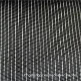 Gesponnenes Nylon des Twill-Plaid-Ebenen-Check-Oxford-im Freien Jacquardwebstuhl-91% + 9% Polyester-Gewebe (H019B)