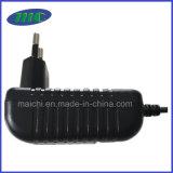 240VAC携帯用力のアダプターへの12V1a 100